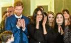 Chelsea meets Meghan and Harry in Edinburgh