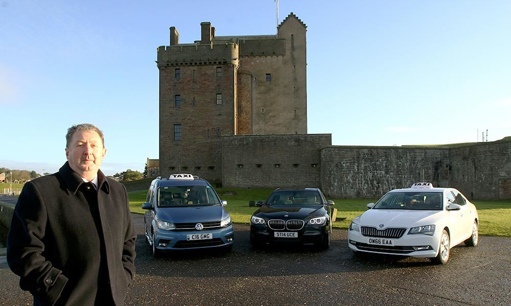 Doug Inglis, son of the co-founder Allan, is Director of Tele Taxis