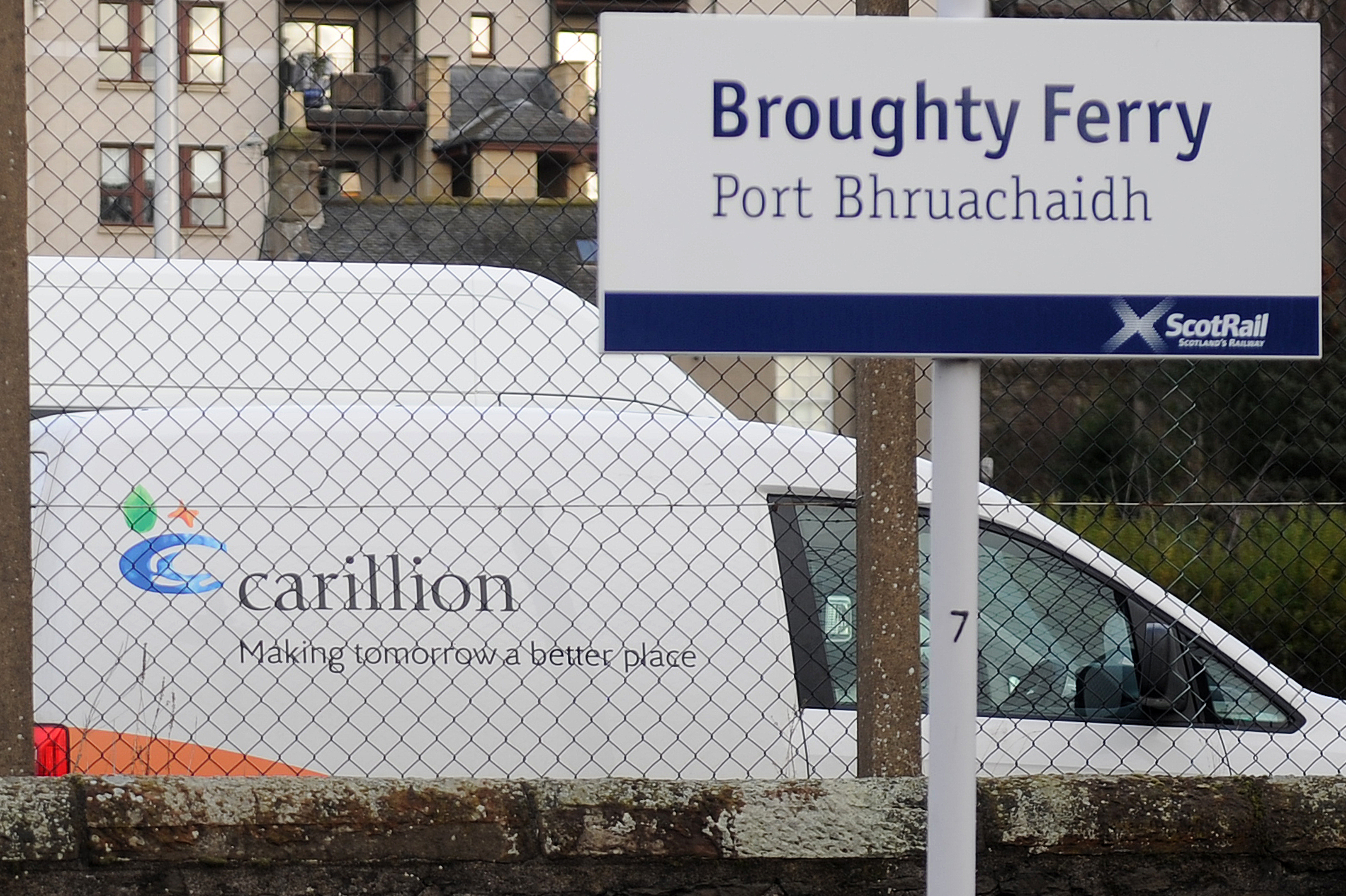 Carillion workers have been assured they will get their money