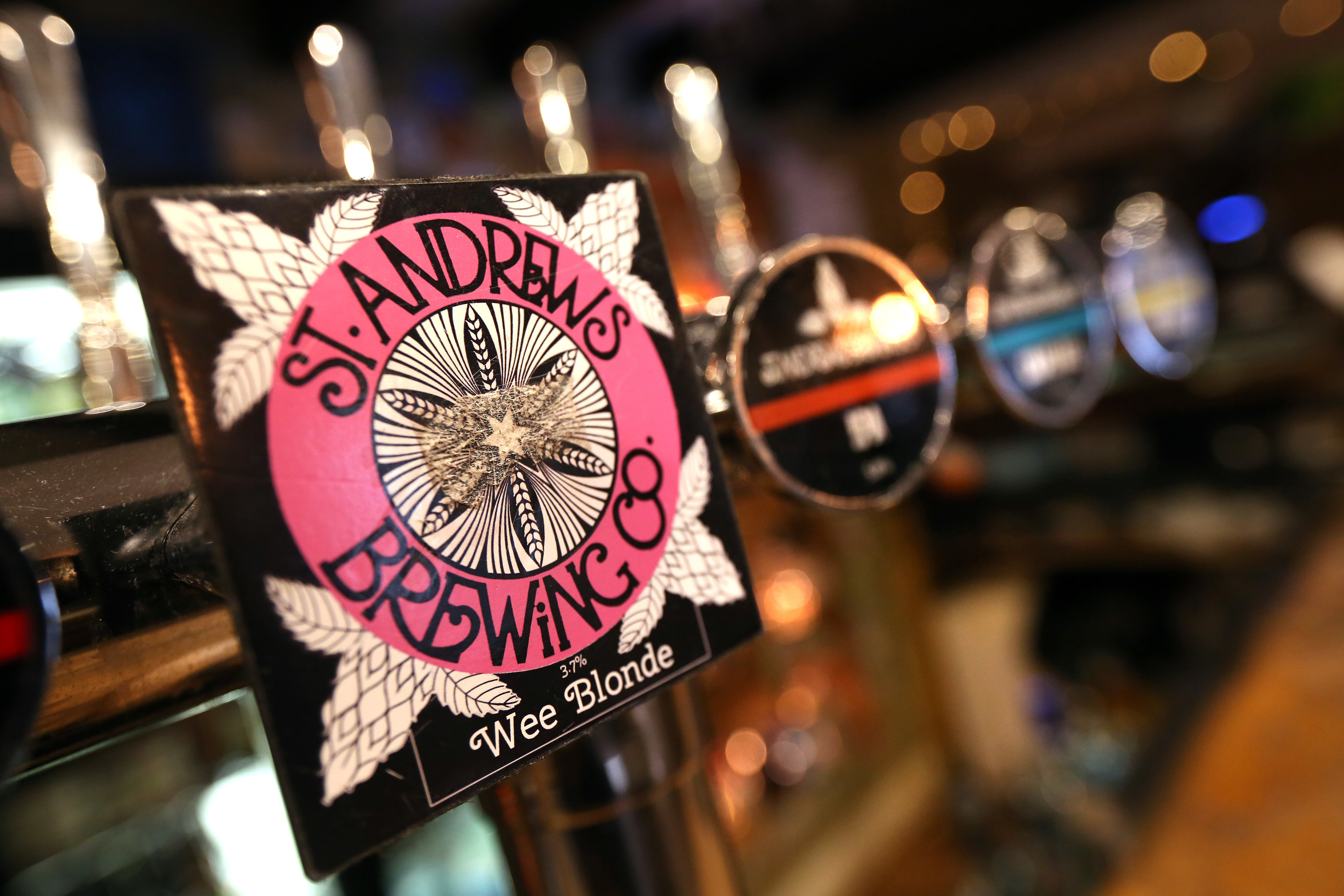 St Andrews Brewing Co. hopes to open a Dundee bar in time for the V&A opening.
