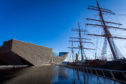 The V&A Museum at the heart of Dundee Waterfront