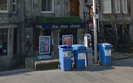The Blue Stane, St Andrews