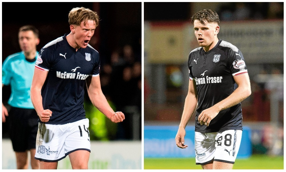 Contract talks with Mark O'Hara and Lewis Spence are under way.