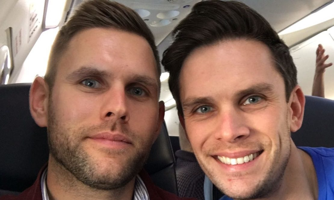 The family statement comes after Stuart and Jason Hill died on Saturday
