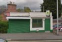 The vacant premises on Gillburn Road