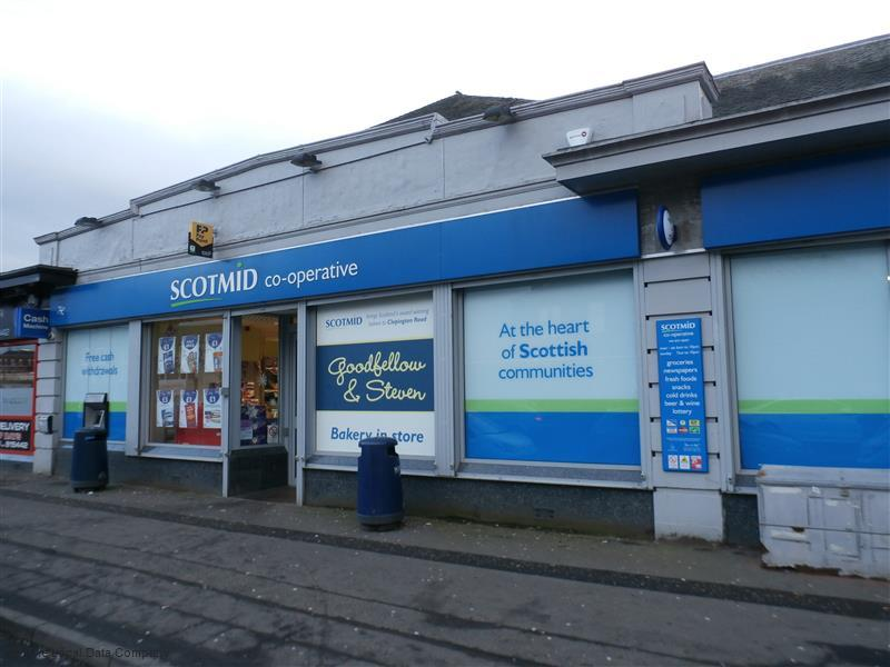 The ScotMid store on Clepington Road