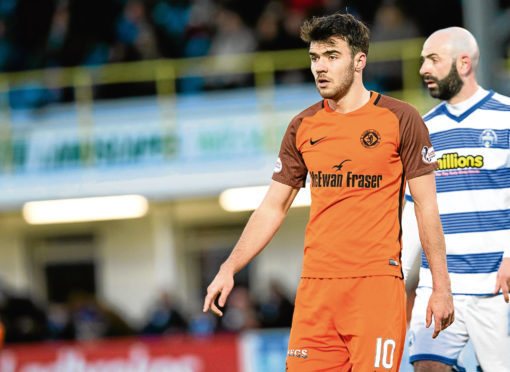 Scott Fraser is attracting interest from England
