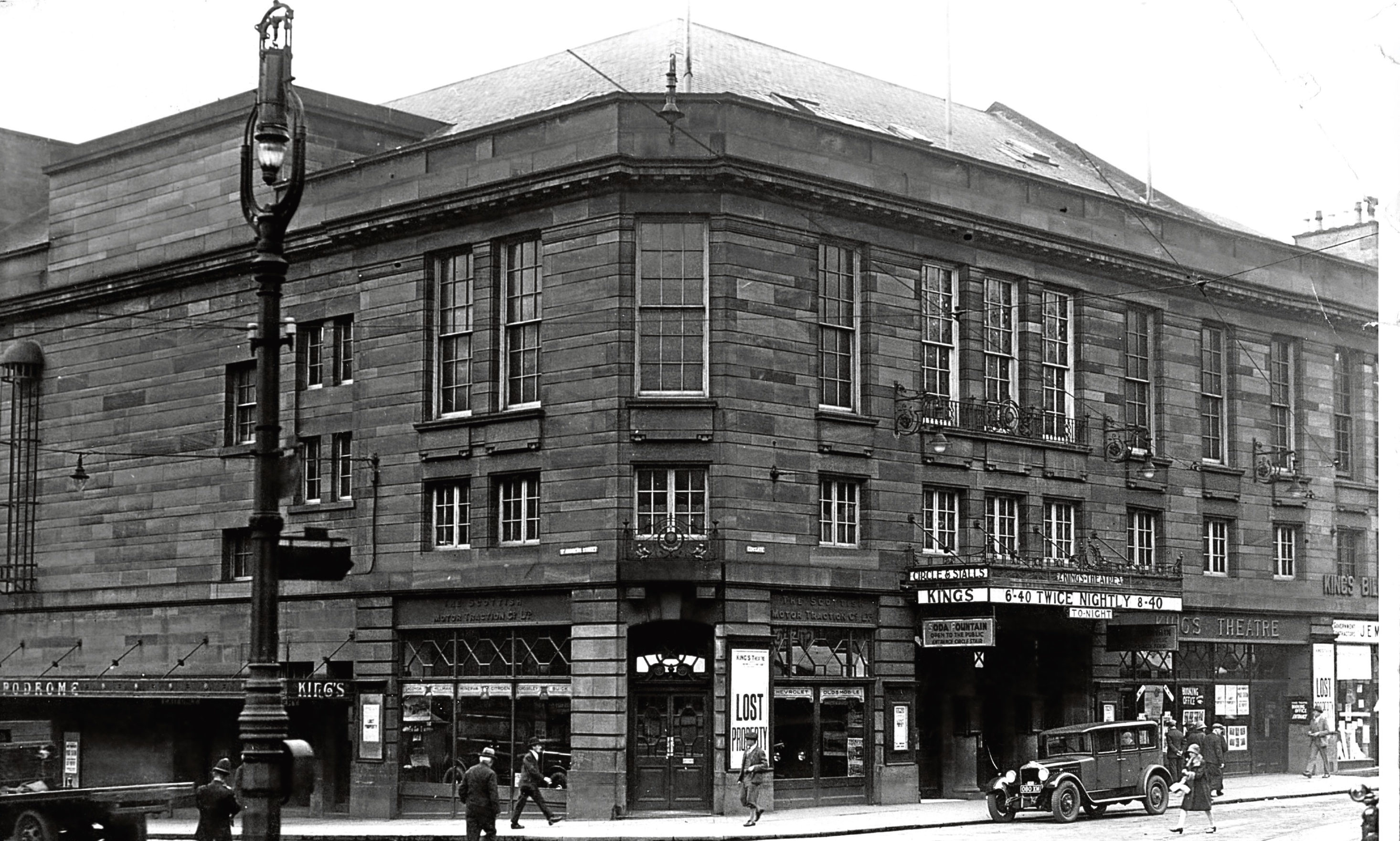 The Kings Theatre in 1930
