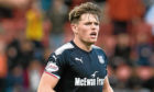 Lewis Spence in action for Dundee