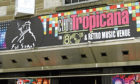 Club Tropicana in Dundee (stock image)