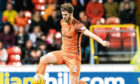 Dundee United's Stewart Murdoch in action