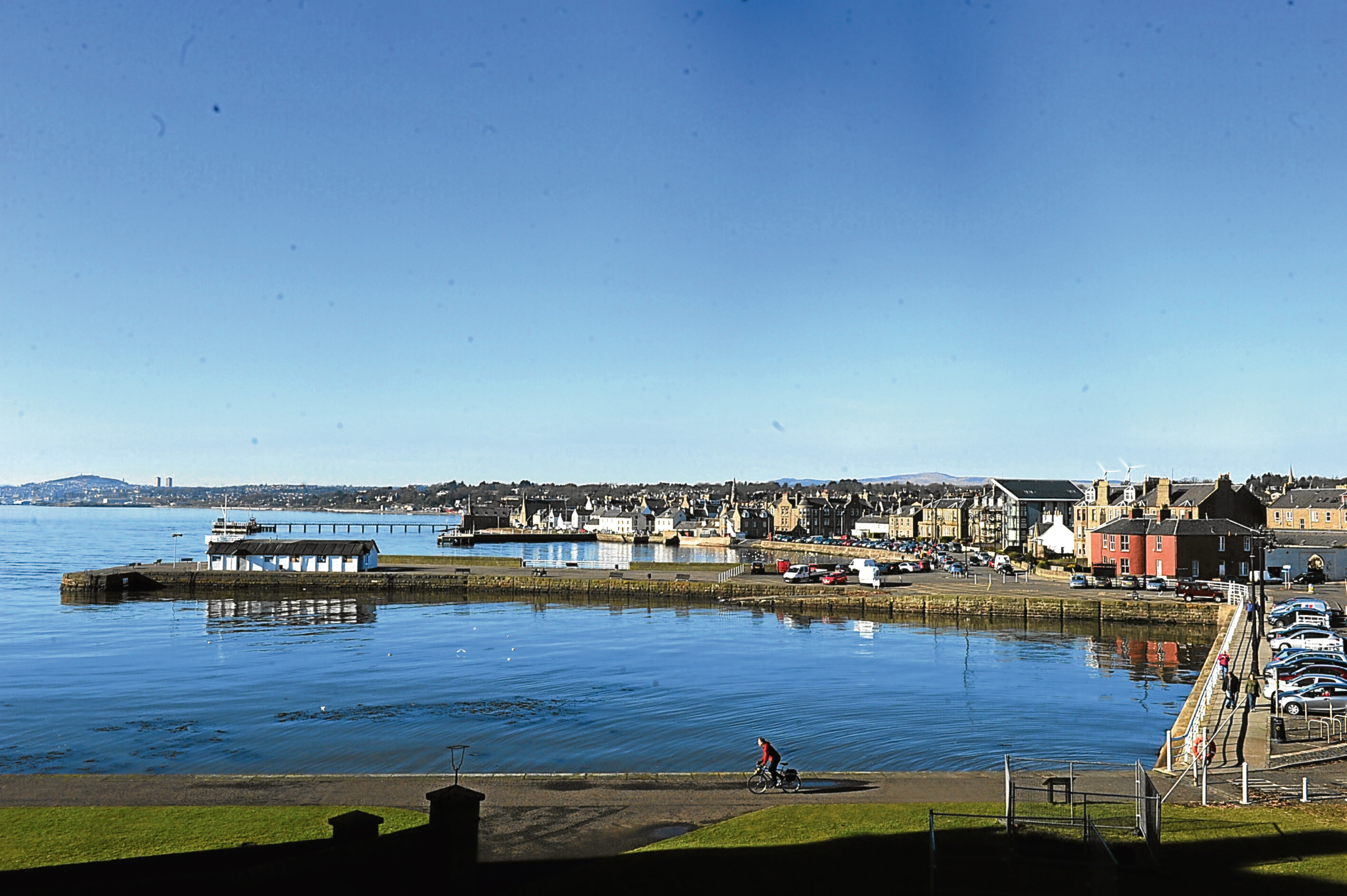 Plans are in place to restore Broughty Ferry's reputation as a picturesque riverside resort.