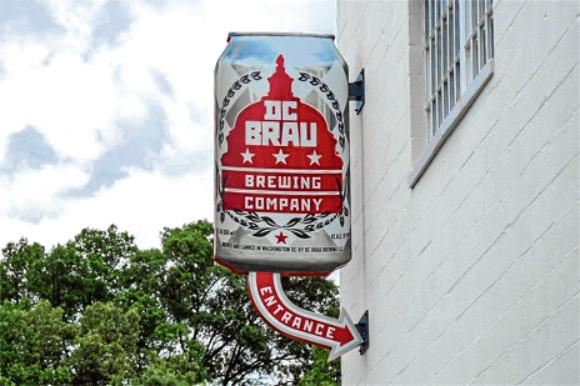 DC Brau brewery