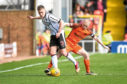 Dundee United came from behind to rescue a point in their 1-1 Championship draw with Dunfermline on Saturday.