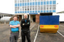 A rescue mission to save reusable goods from a former Dundee school has failed.