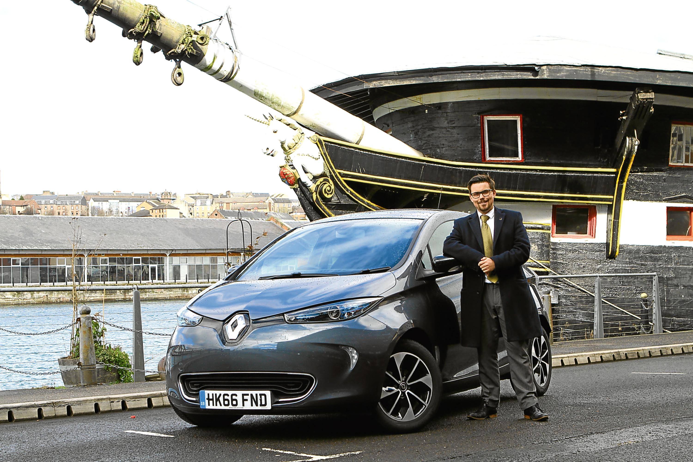 Jon spent a week driving a Renault Zoe supermini