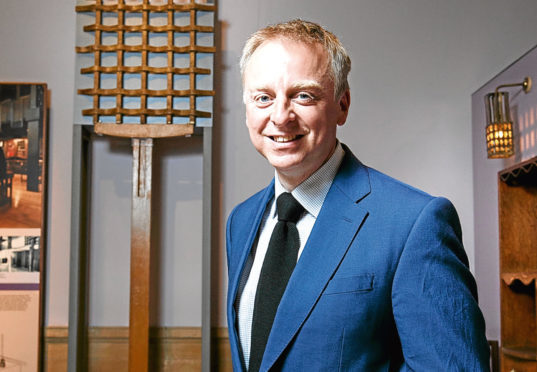 Philip Long, Director of the V&A Museum of Design Dundee