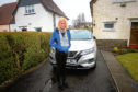 Anne Dougan wants to find the man who stopped her runaway Nissan Qashqai from running her over.