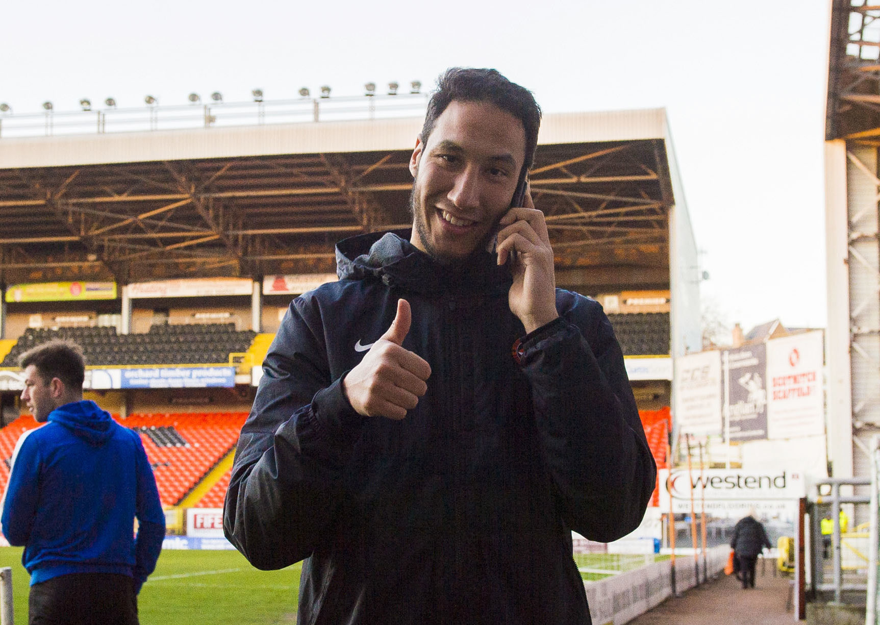 Bilel Mohsni has finally gained clearance to sign for Dundee United