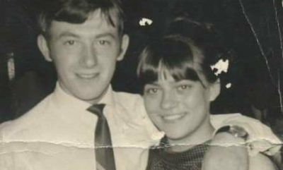 Terry and Kath Scott.