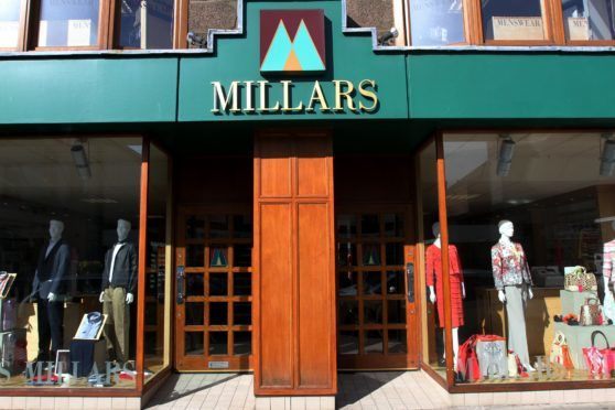 Millar's of Broughty Ferry on King Street