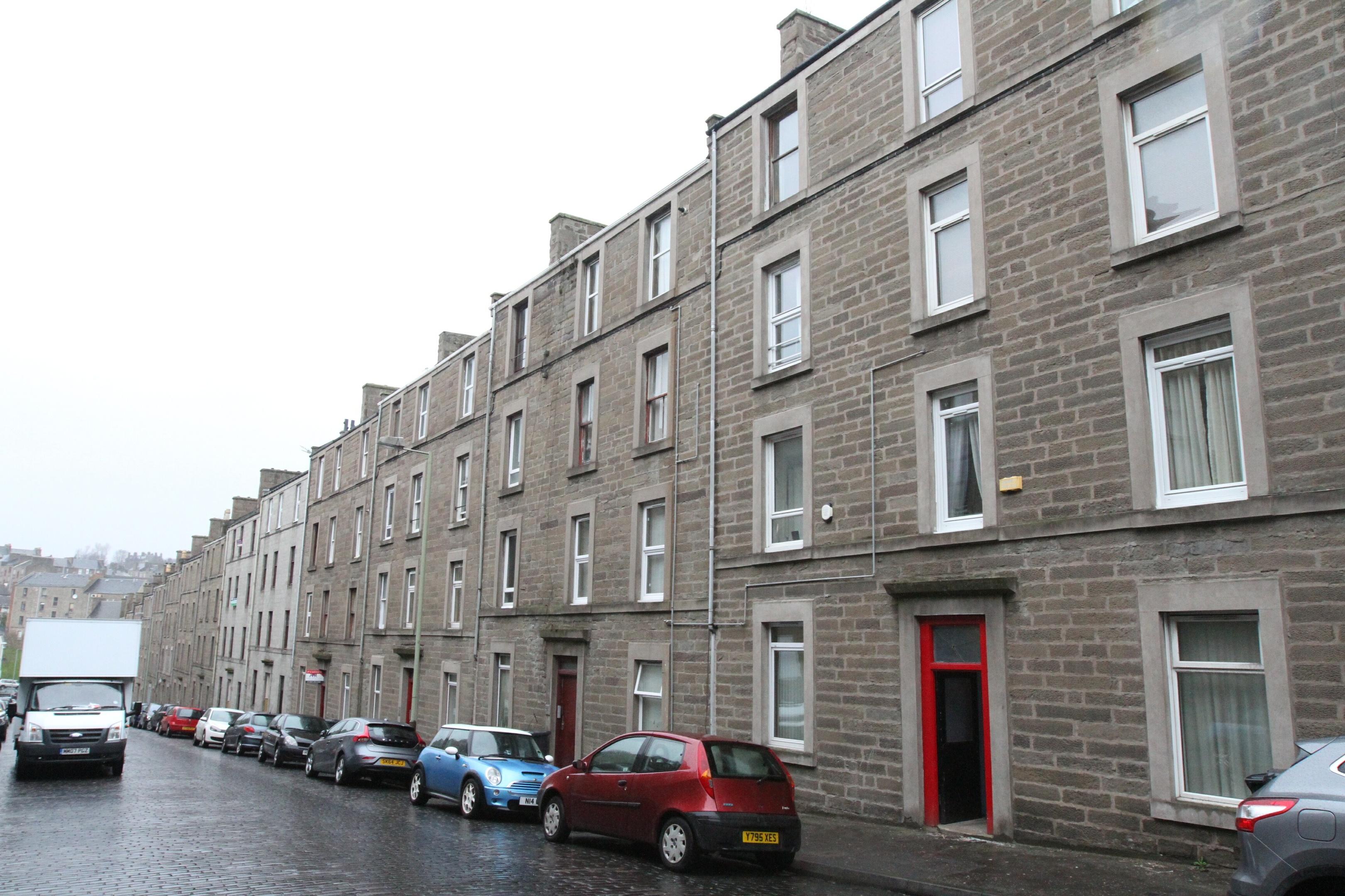 Rosefield Street (stock image)