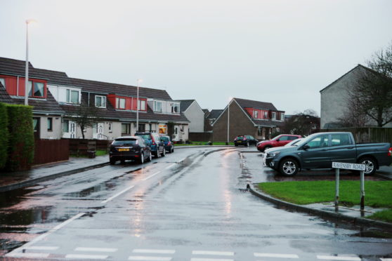 Ravensby Road, Carnoustie.
