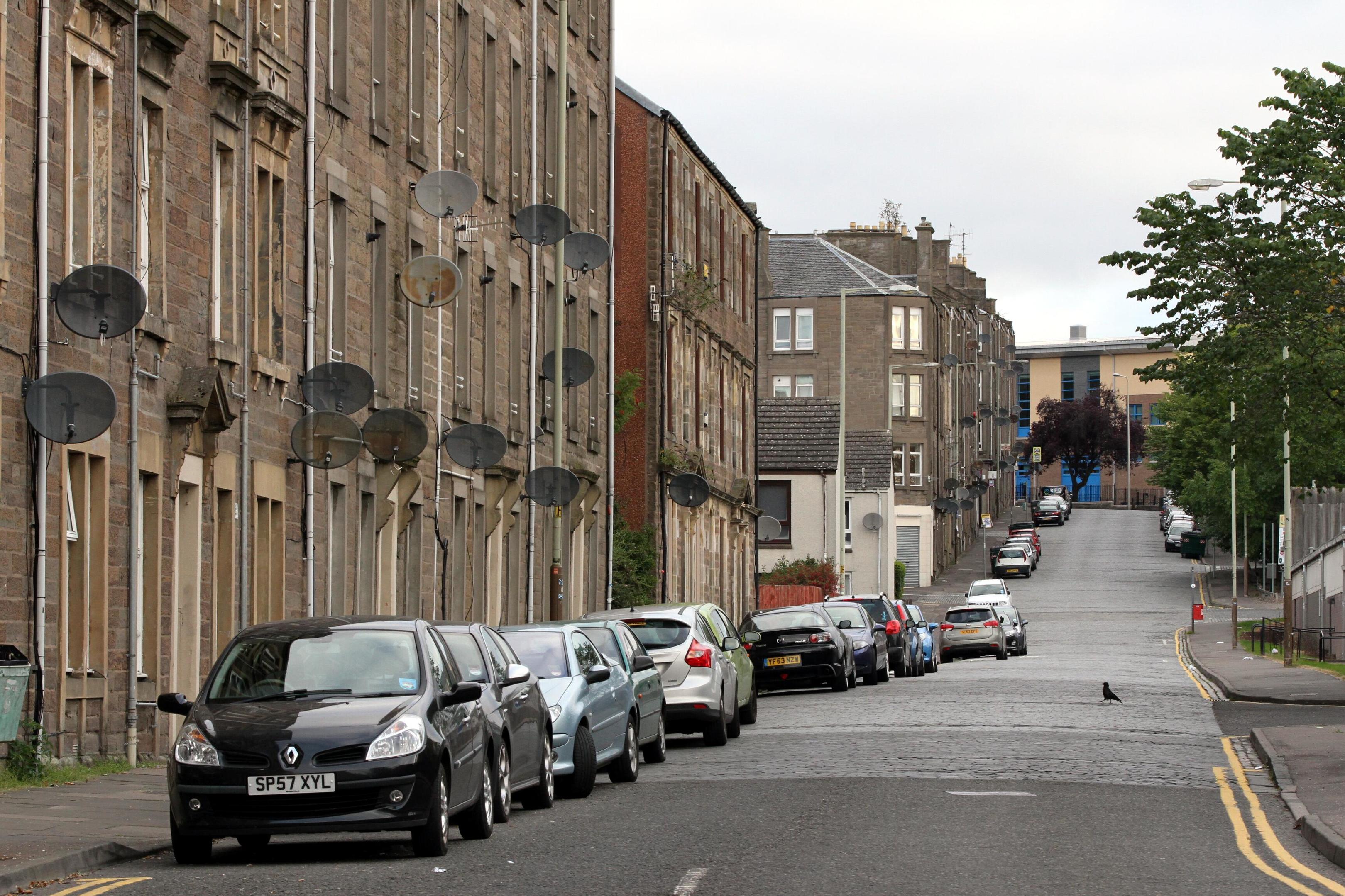Peddie Street