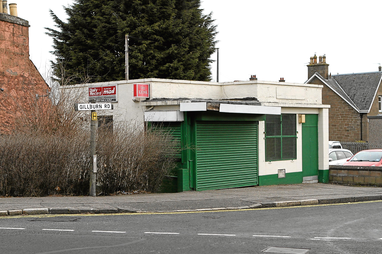 Gillburn Road, Dundee