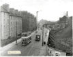 Photograph looking down Dens Road from the foot of Main Street.