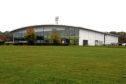 HMRC's Sidlaw House, at Dundee's Technology Park