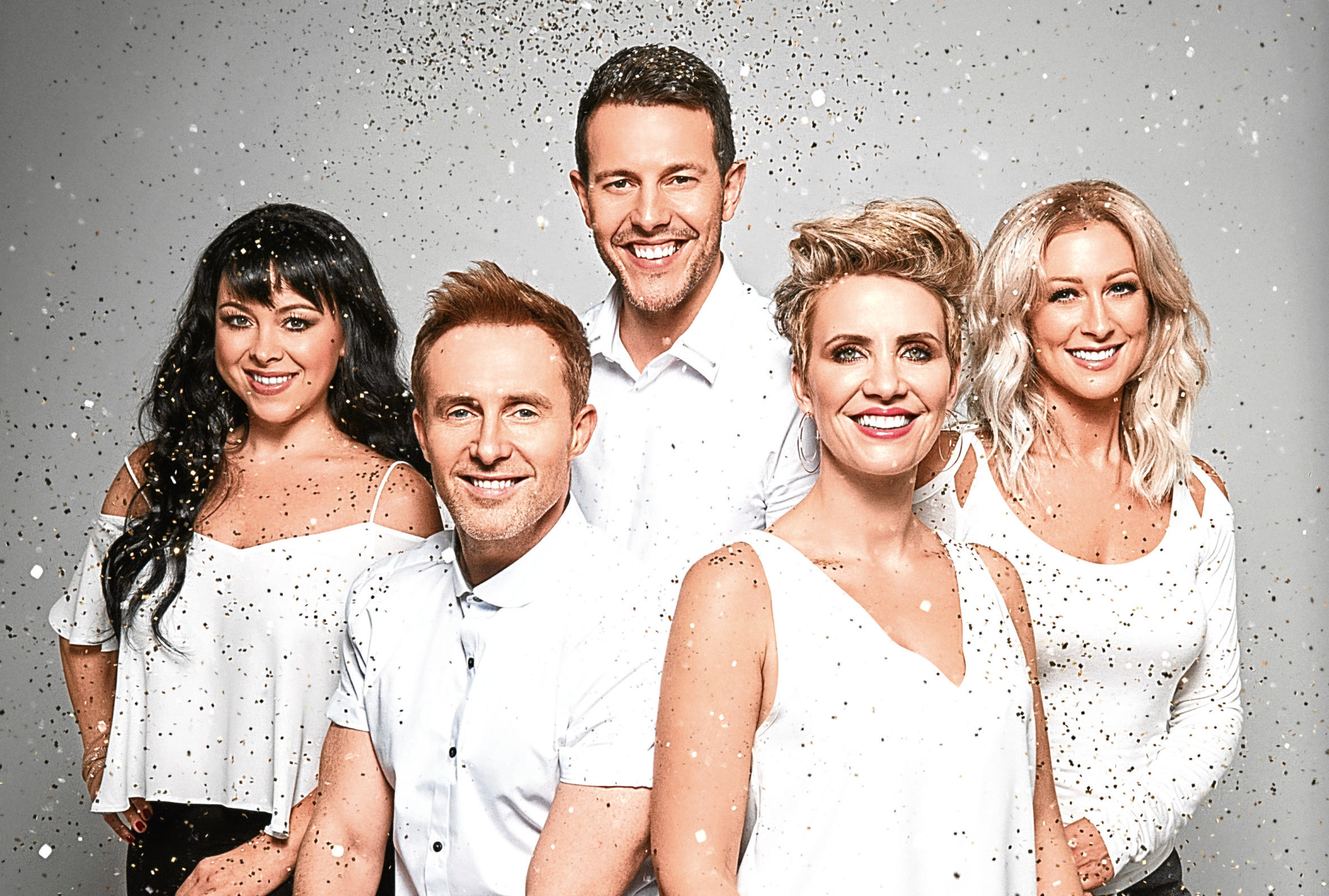 Steps will perform in Dundee this summer