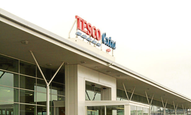 The Tesco Extra on the Kingsway is open 24 hours.