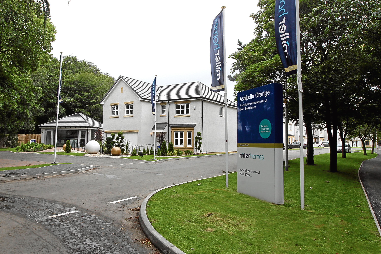 Ashludie Grange, Monifieth