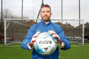 Lochee United goalkeeper Mark Fotheringham saved a first-half penalty against Auchinleck last week but knows the Bluebells still have much work to do if they are to reach the Scottish Cup Final.