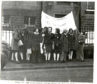 Back in the Day - Saturday 21/04/18 Arbroath High School girls holding a deomnstration as part of their campaign to be allowed to wear trousers to school.  T&P 16/2/1976. D153 1976-02-16 Girls' trousers demo (C)DCT