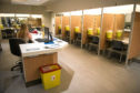 The Cactus safe injection site in Montreal, Canada