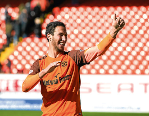 Former Dundee United man Bilel Mohsni will not be returning for a second spell at Tannadice.