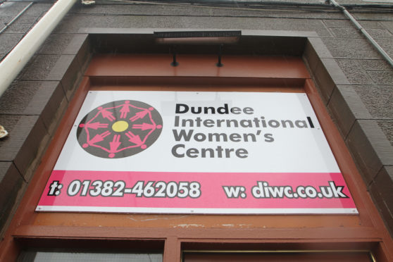 Dundee International Women's Centre