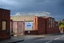 The former Keillor's factory on Mains Loan