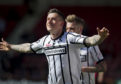 Dunfermline star Fraser Aird is believed to be a target for United