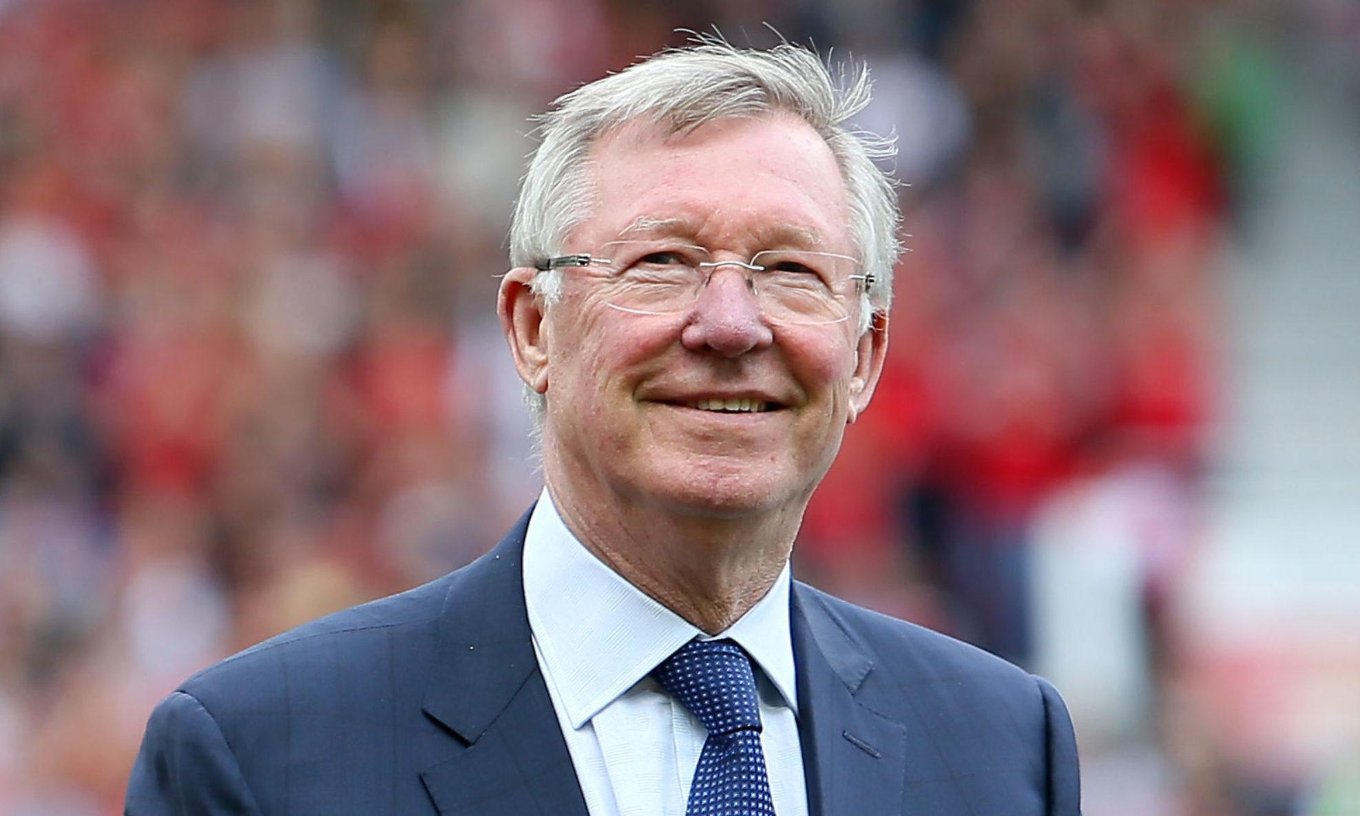Sir Alex Ferguson is a huge admirer of his former rival but firm friend, Jim McLean.