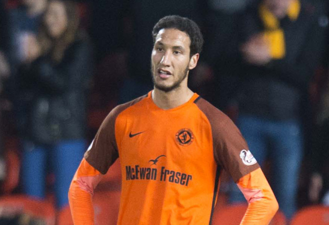 Bilel Mohsni is not going to the World Cup - and he's not happy