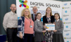 Digital Schools Award- school was recognised for its excellence in digital teaching and learning