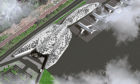 Students explored how Dundee Airport might be expanded in the future