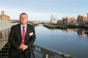 Mike Galloway will be retiring after 21 years of diverse work at Dundee City Council, including the transformation of the city's Waterfront.
