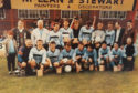 The Lawside FP squad from 1989.