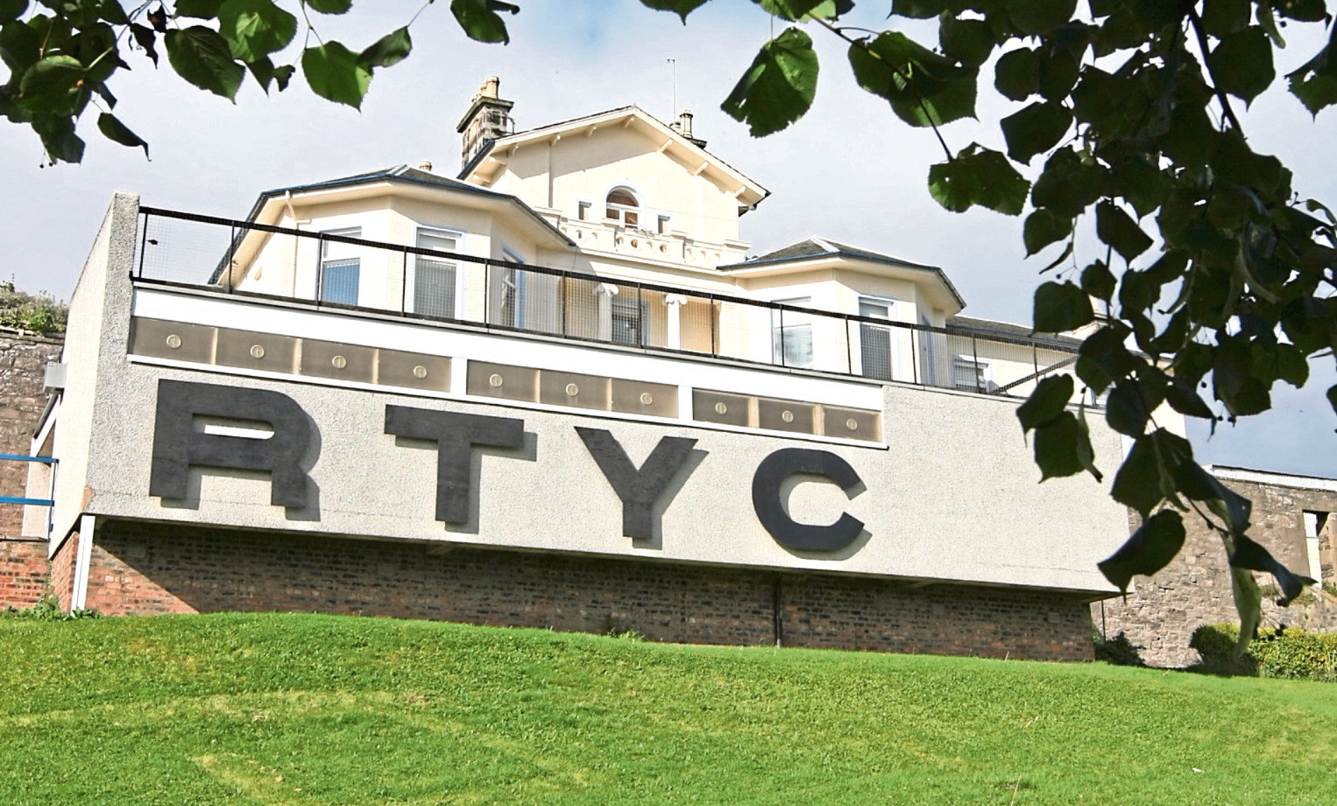 Royal Tay Yacht Club, Broughty Ferry, Dundee