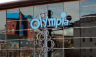 The Olympia swimming pool, East Marketgait, Dundee.