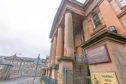 Ashley Cussick appeared at Dundee Sheriff Court